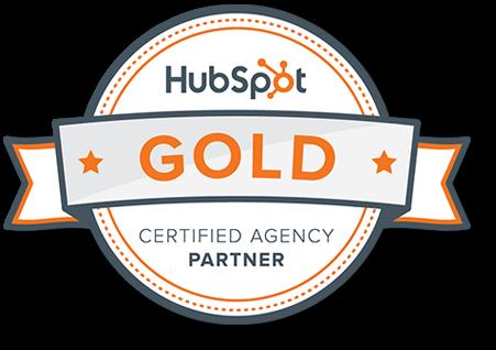 uppline; Hubspot Gold Partner